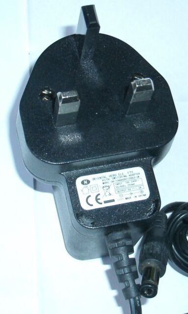 Oriental Hero AC//DC Switching Power Adapter OH-1018A0502000U-SAA 5V 2A