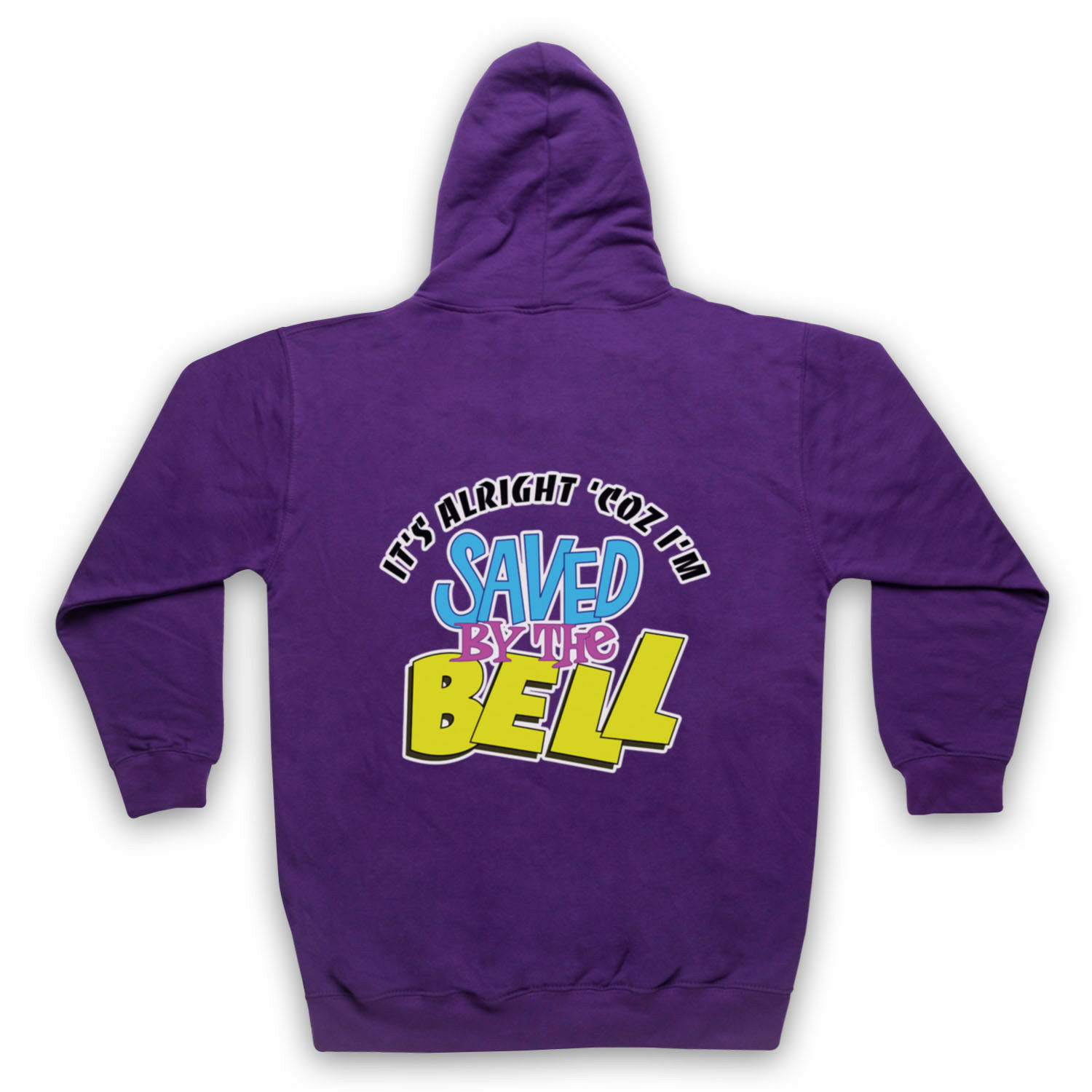 IT'S ALRIGHT UNOFFICIAL SAVED BY BY BY THE BELL RETRO KIDS TV ADULTS & KIDS HOODIE | Neue Sorten werden eingeführt  a0a6ee