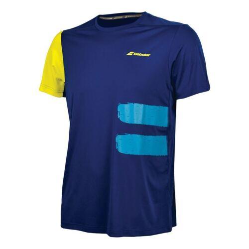 ESTATE BLUE Item # Size 2BS18011-4000 L=10-12 BABOLAT BOYS PERF CREW