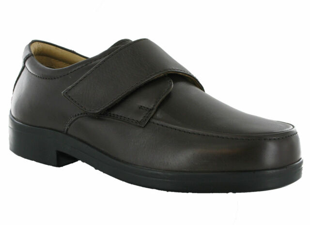 Roamers Extra Wide Leather Lightweight
