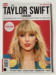 TAYLOR-SWIFT-FOLKLORE-UK-UNOFFICIAL-COLLECTORS-FANBOOK-MAGAZINE-WINTER-2020