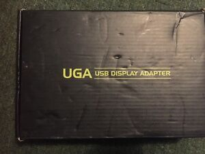 UGA-USB-3-0-Dual-Head-Display-avec-Gigabit-Ethernet-DVI-VGA-Adaptateur-HDMI