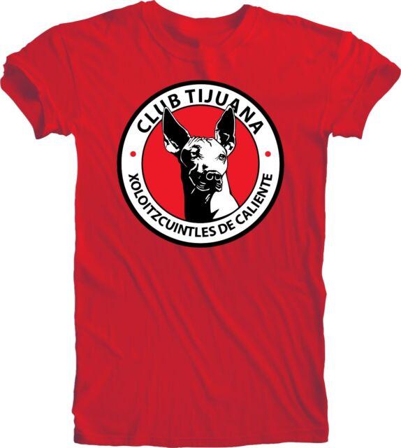 Club Tijuana 3x5ft Flag Black Banner Mexican Soccer Club Xolos