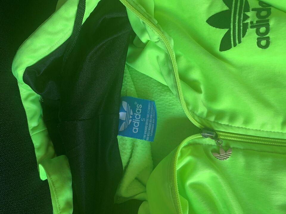 Trøje, Lynlås bluse, Adidas