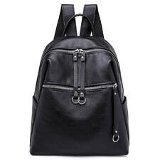 Fashion Women s Backpack Travel PU Leather Handbag Rucksack School Shoulder  Bag a5698aac09f65