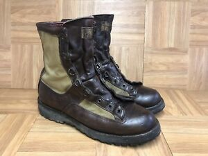 86d657d791e Details about RARE🇺🇸 Danner x Cabela's Brown Hunting Hiking Boots  Insulated 200 Gram Sz 11 B