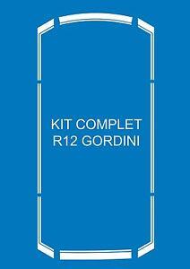 Stickers-autocollants-bandes-completes-Renault-Gordini-R12