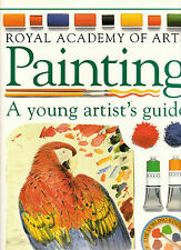 Royal Academy of Arts PAINTING A Young Artist's Guide DORLING KINDERSLEY pb @NEW