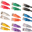 1ft-50/'ft Cat6 Network Ethernet Modem SSTP Shielded Patch Cable Molded UV LAN
