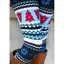 Womens-Christmas-Leggings-Elk-Snowflake-Winter-Pants-Stretch-Slim-Casual-Trouser thumbnail 12