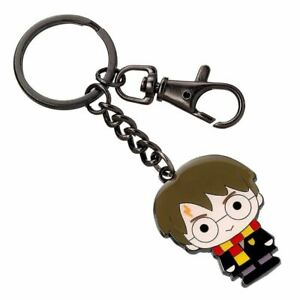 Harry-Potter-Chibi-Character-Keyring-Keychain-Trigger-Clip-Wizarding-World
