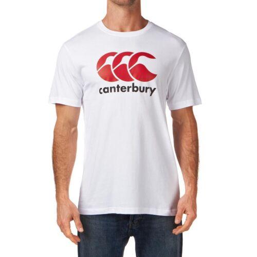 Canterbury homme tee-shirts//t-shirts tailles xs s m xl xxl xxxl