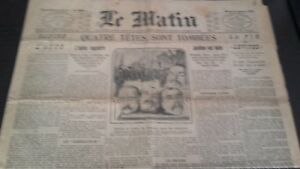 Morning paper tuesday 12 january 1909 nº 9086 abe