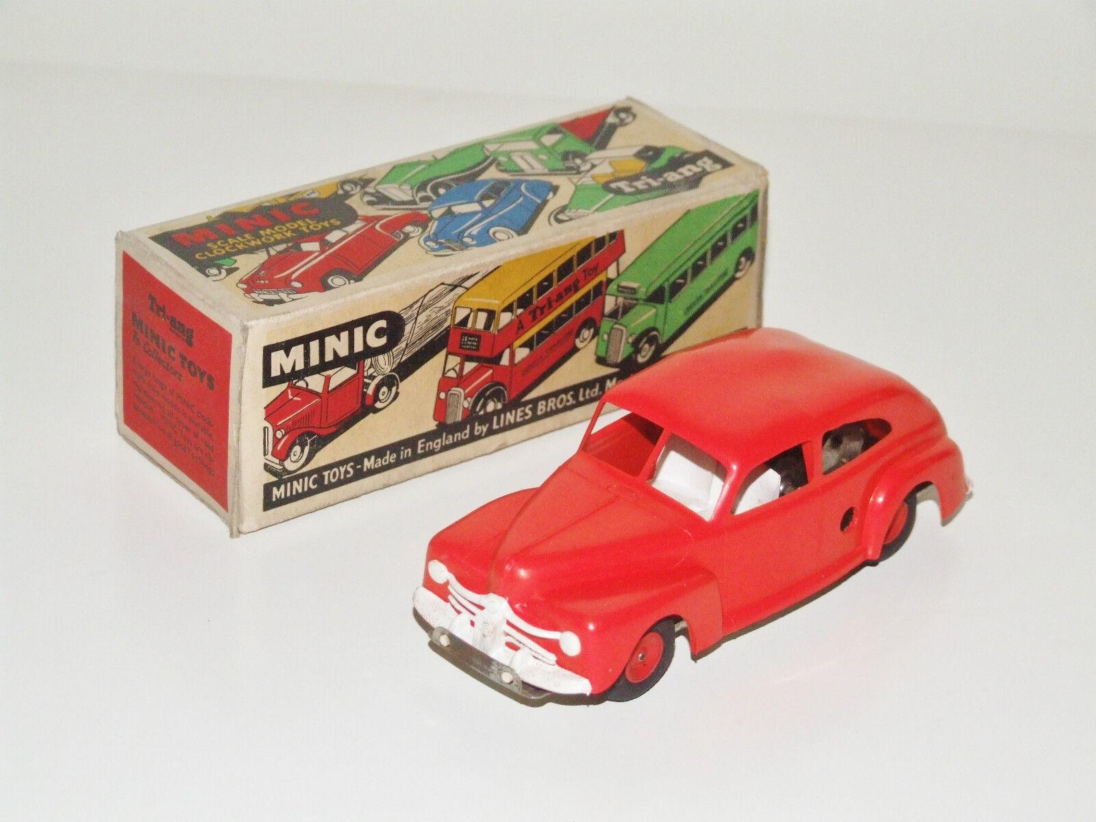 Triang Minic Ford Tudor mecanismo de relojería coche 3131 No.1