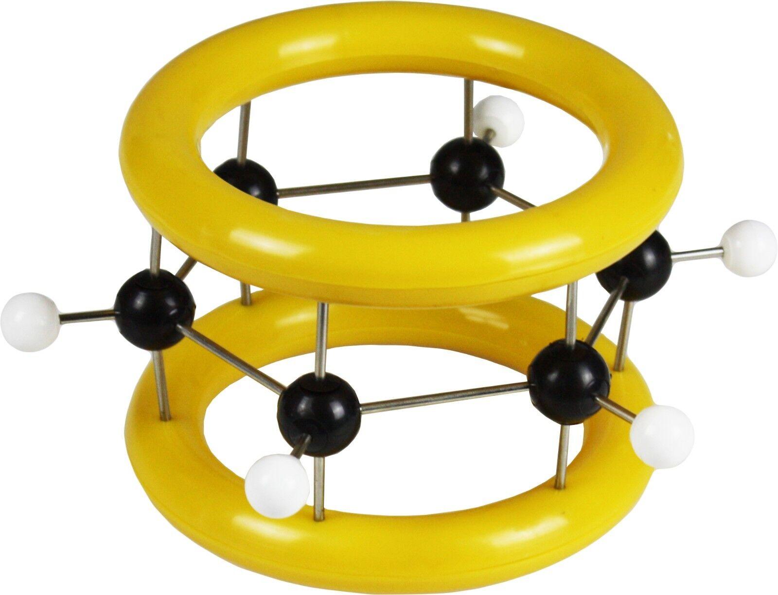 Anillo de benceno Molecular Model Kit