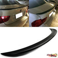 Item In Usa Painted 475 Bmw E90 3-series 4dr Performance Low Kick Trunk Spoiler