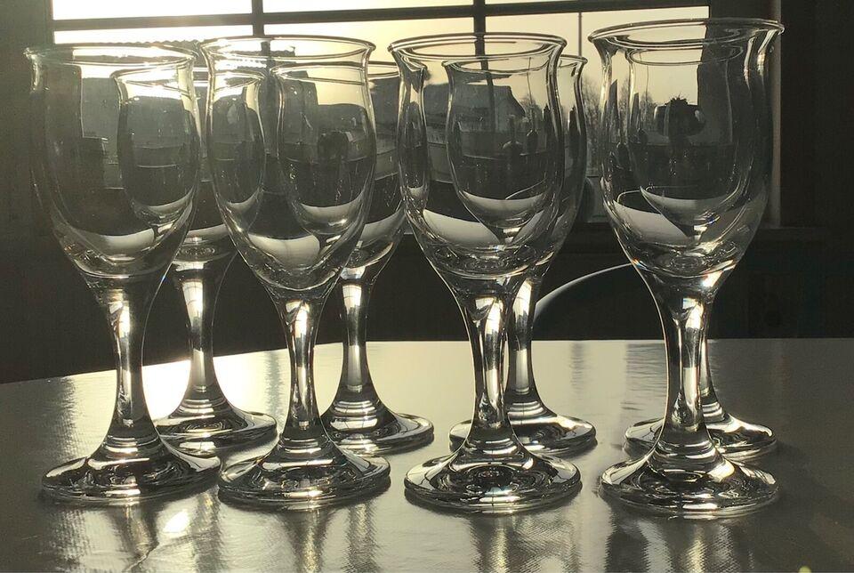 Glas, Vinglas, Ideelle Holmegaard