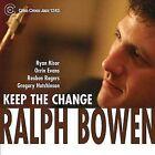 Keep the Change by Ralph Bowen (CD, Feb-2004, Criss Cross)
