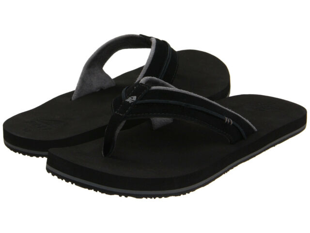 1fd5a0868e81f Frequently bought together. Reef Men's Kingsultan King Sultan Sandals Flip  Flops Black Suede ...