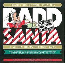 Badd Santa Xmas Peanut Butter Wolf Christmas new CD rap funk reggae Free Design