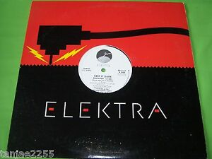 "Keep It Dark - Dreamer x2 - EX 1986 Elektra Promo Maxi 12"" - Hessen, Deutschland - Keep It Dark - Dreamer x2 - EX 1986 Elektra Promo Maxi 12"" - Hessen, Deutschland"