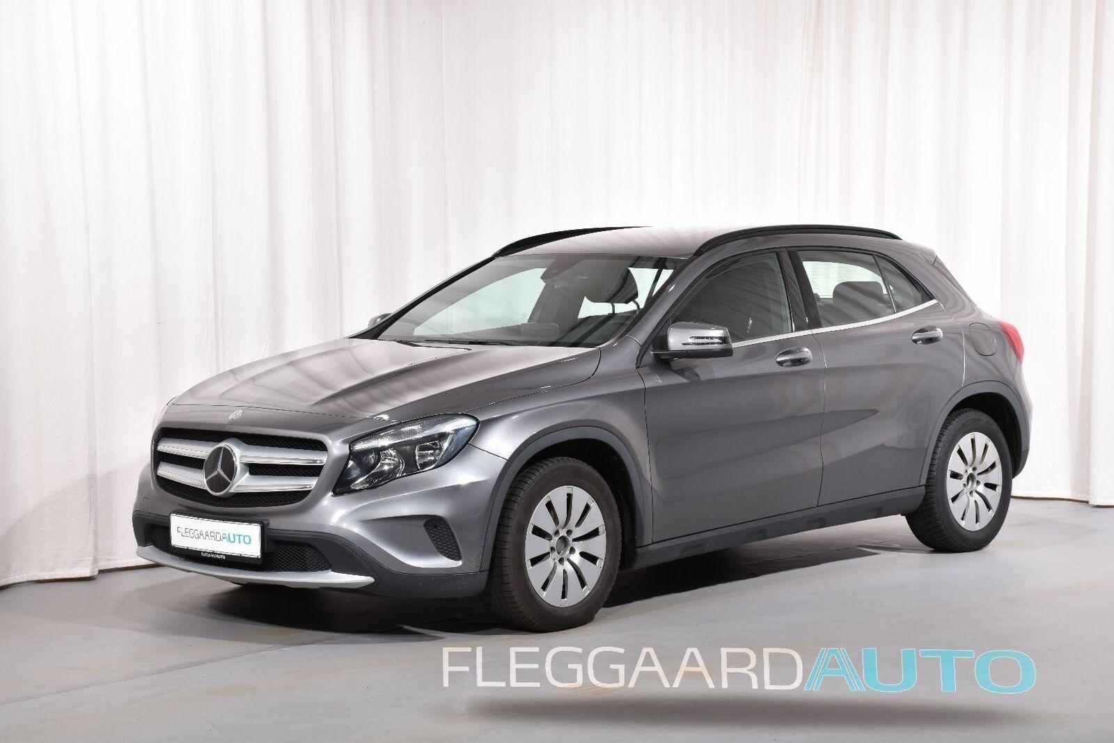 Mercedes GLA200 d 2,2 aut. 5d - 289.900 kr.