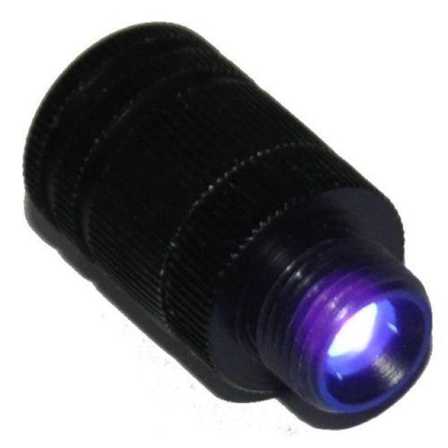 3pcs LED Light Fiber Optic Compound Bow Sight Light 3//8-32 Thread Light Black