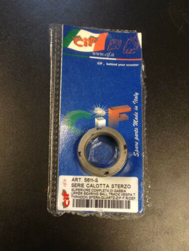 Upper head race bearing set for Vespa PXPEPK
