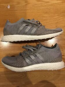 quality design 17ac9 fdb65 Details about Adidas EQT Support Ultra Boost PK King Push Pusha T Size 12  Pre owned Grey