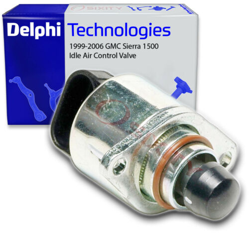 Fuel Injection wf Delphi Idle Air Control Valve for 1999-2006 GMC Sierra 1500