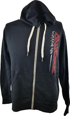 Finn Balor Demon Arrival WWE Authentic Mens Zipper Hoody Sweatshirt | eBay