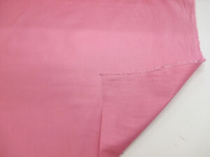 "BANDTILEPlain ""Foxglove"" Pink 100% Cotton Chintz Curtain,Lining,Drapery Fabric."