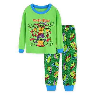 Baby Leonardo Little Boys 4pcs Long Sleeve Clothing Sets Outfit