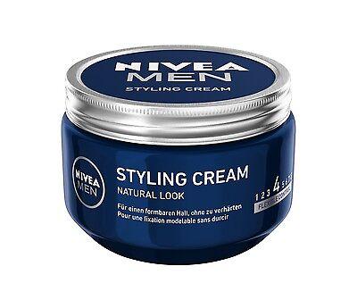 Nivea Men Styling Cream Hair Gel 150ml Made In Germany Free Shipping Ebay