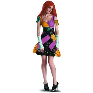 sally nightmare before christmas costume fancy