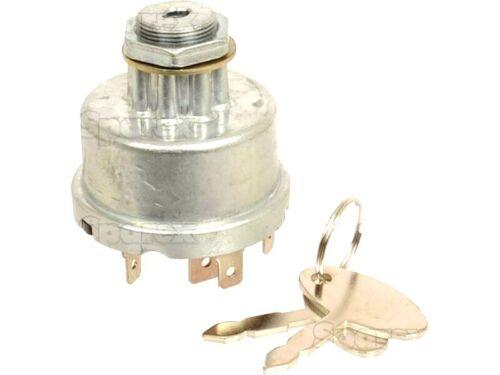 Ignición barril /& Llave se adapta Ford 2600 3600 4100 4600 5600 6600 7600 7700 tractores
