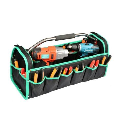 Werkzeugtasche Größe XXL Werkzeugbeutel Werkzeuge Tasche Aufbewahrung Werkstatt
