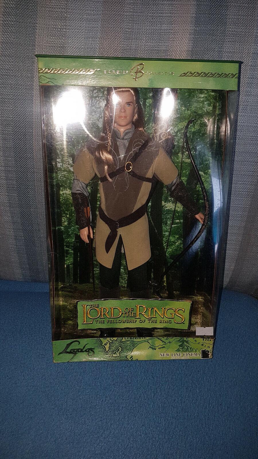 Legolas in Lord of the Rings Signore degli Anelli  2004 Ken bambola  grande sconto