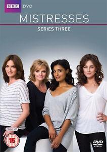 MISTRESSES COMPLETE SERIES 3 DVD Third Season Sarah Parish Sharon Smal UK New R2