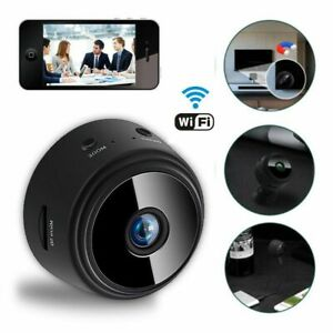 Details About Mini Hidden Spy Camera Wireless Wifi Ip Home Security Hd 1080p Dvr Night Vision