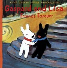 Gaspard and Lisa Friends Forever by Anne Gutman (2003, Hardcover)