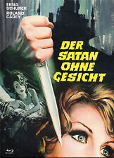 The Doll Of Satan - ( 2 Disc Limited Edition MediaBook ) - Giallo - Blu Ray -