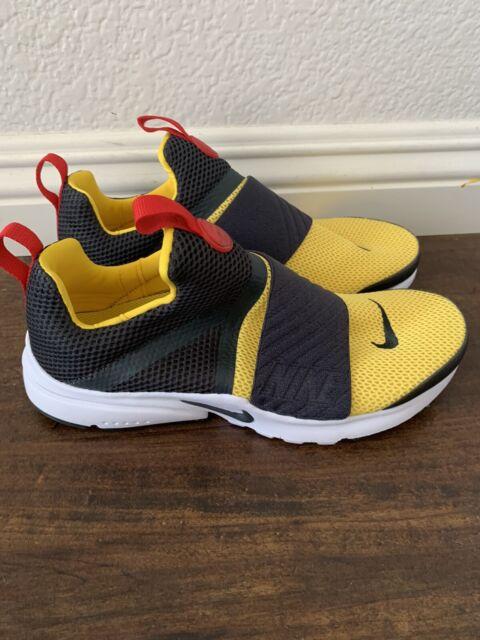 Nike Air Presto Extreme Yellow Black