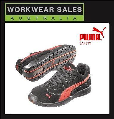 Puma Composite Steel Toe Cap Safety