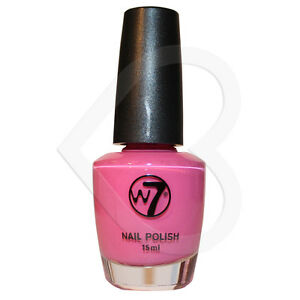 image is loading w7 nail polish barbie pink 20 ultimate girly - Girly Pictures To Colour In