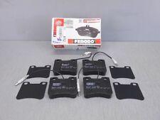 BOSCH Disc Brake Pads Accessory Kit SET Fits CITROEN Ax PEUGEOT 106 86