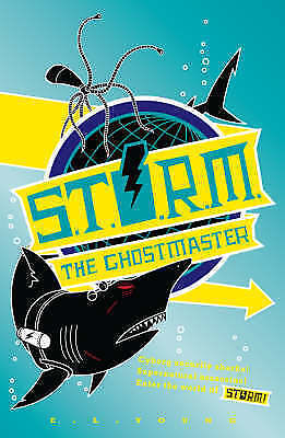 1 of 1 - S.T.O.R.M. - The Ghostmaster, Young, E. L., New Book