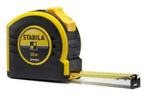 STABILA-17747-Carded-Bm-40-Double-Sided-Scale-10m-Measuring-Tape