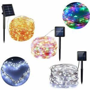 100-200-LED-Solar-Power-Fairy-Lights-String-Lamps-Party-Xmas-Deco-Garden-Outdoor