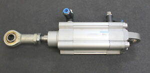FESTO-Pneumatikzylinder-DNCB-50-40-PPV-A-Kolbendurchmesser-50mm-Hub-40mm